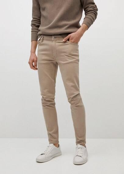 Мужские джинсы Mango (Манго) 87057114