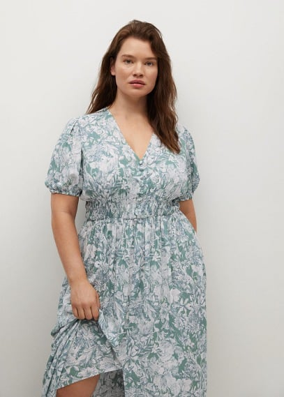 Платье Mango (Манго) 87057137
