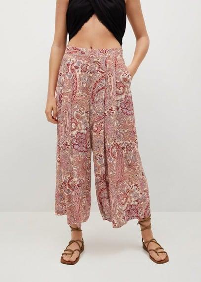 Женские брюки Mango (Манго) 87057151
