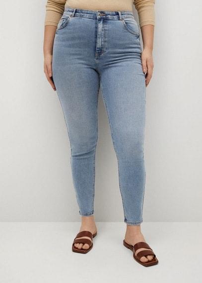 Женские джинсы Mango (Манго) 87057622