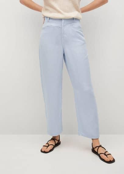 Женские брюки Mango (Манго) 87058633