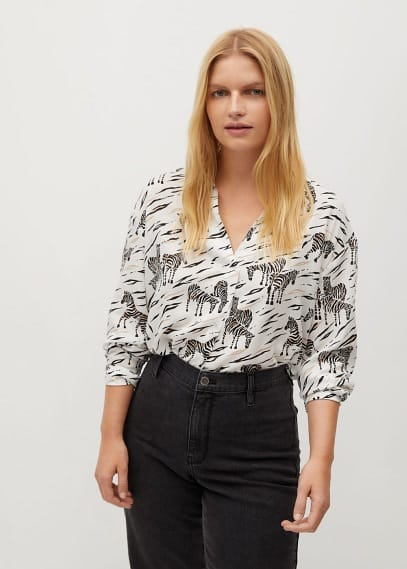 Рубашка Mango (Манго) 87060509