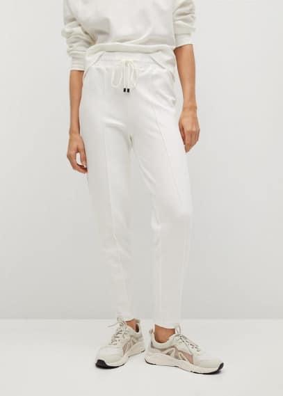Женские брюки Mango (Манго) 87064035
