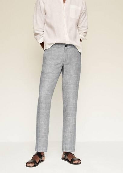 Мужские брюки Mango (Манго) 87065671