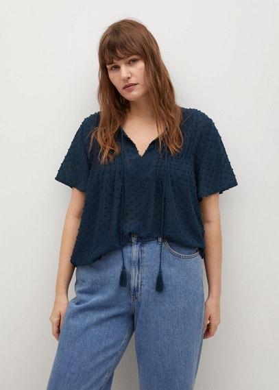 Рубашка Mango (Манго) 87067108
