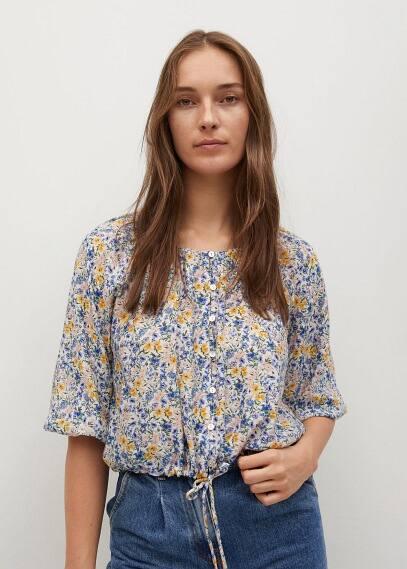 Блуза Mango (Манго) 87067123