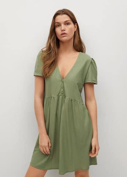 Платье Mango (Манго) 87067129