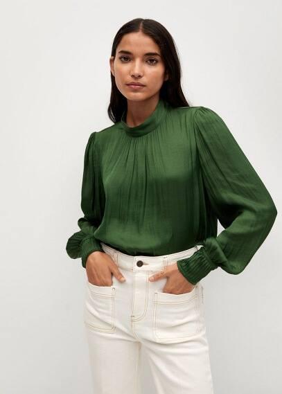 Блуза Mango (Манго) 87067140