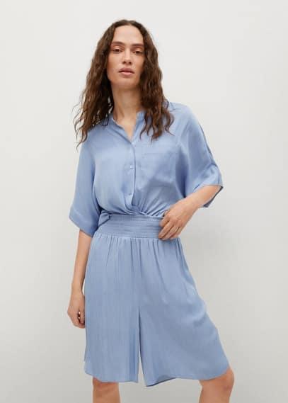 Женские шорты Mango (Манго) 87067629