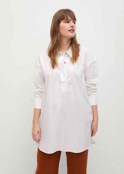 Рубашка Mango (Манго) 87074009