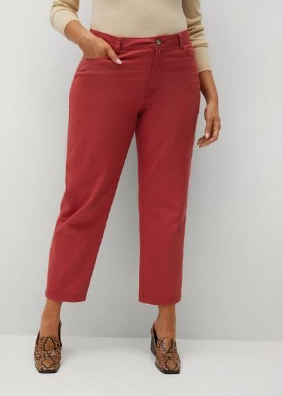 Женские брюки Mango (Манго) Брюки slim fit - Pepi8
