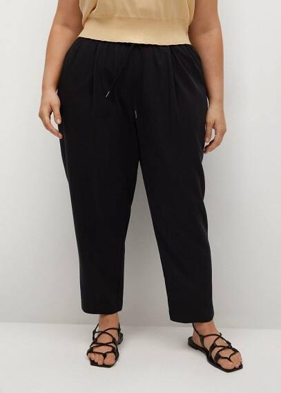 Женские брюки Mango (Манго) 87074025