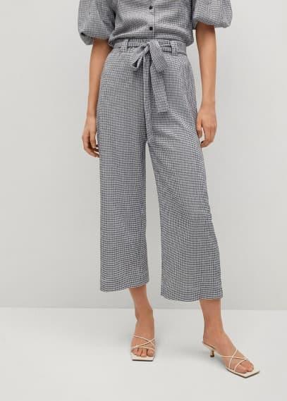 Женские брюки Mango (Манго) 87075660