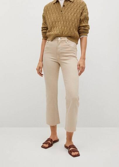Женские джинсы Mango (Манго) 87075670