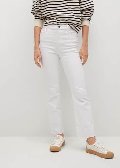 Прямые джинсы Mango (Манго) 87075671