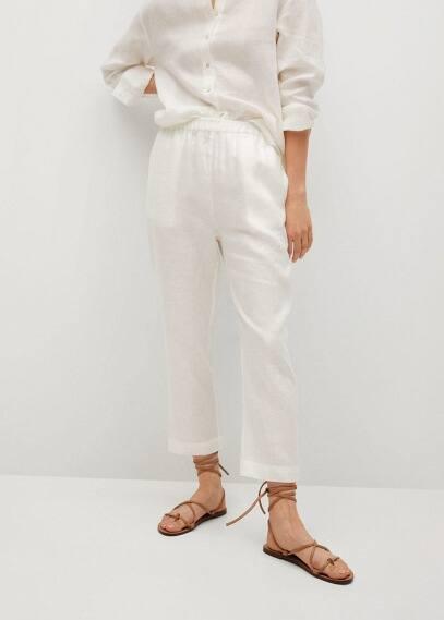 Женские брюки Mango (Манго) 87077623