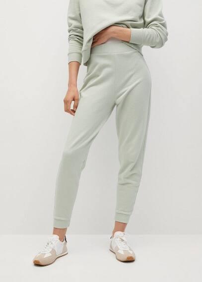 Женские брюки Mango (Манго) 87078639