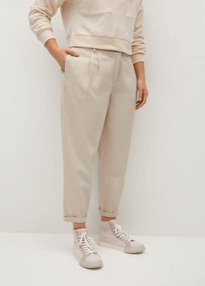 Женские брюки Mango (Манго) 87084004