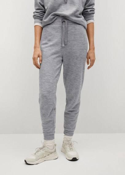 Женские брюки Mango (Манго) 87084039