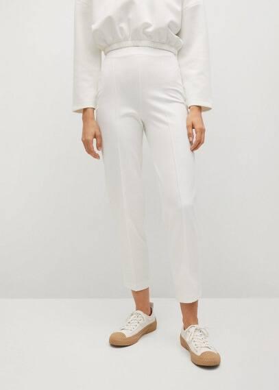 Женские брюки Mango (Манго) 87084055