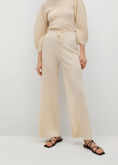 Женские брюки Mango (Манго) 87085644