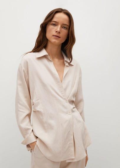 Блуза Mango (Манго) 87086311