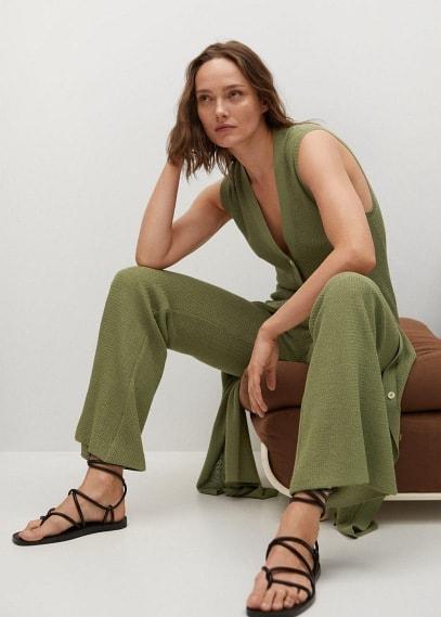 Женские брюки Mango (Манго) 87088630: изображение 3