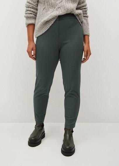 Женские брюки Mango (Манго) 87090514
