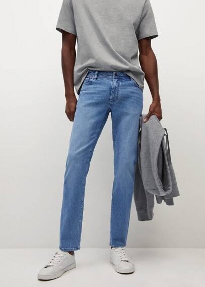 Мужские джинсы Mango (Манго) 87090519