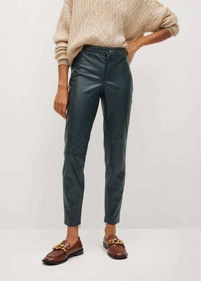 Женские брюки Mango (Манго) 87090552