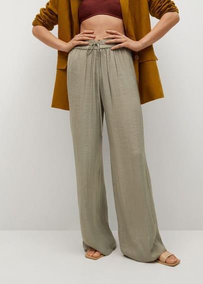 Женские брюки Mango (Манго) 87096322
