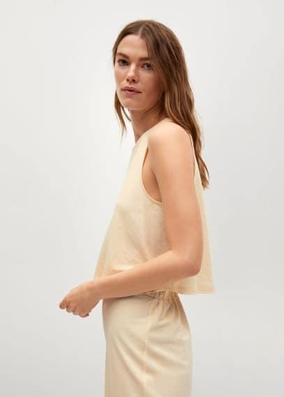 Женские брюки Mango (Манго) 87097131: изображение 3