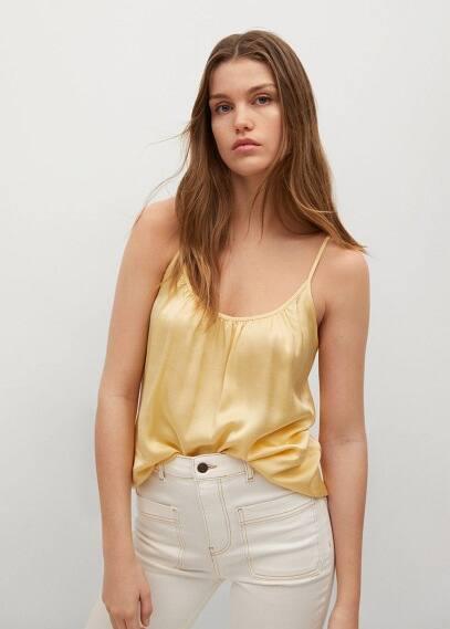 Блуза Mango (Манго) 87097150: изображение 2