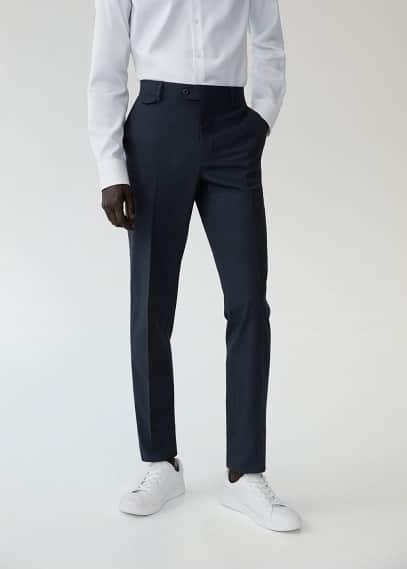 Мужские брюки Mango (Манго) 87104388