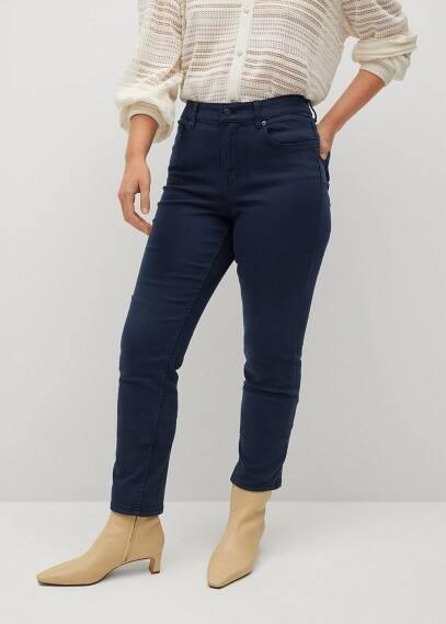 Женские джинсы Mango (Манго) 87105562