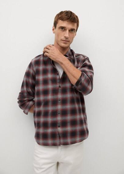 Рубашка Mango (Манго) 87127886