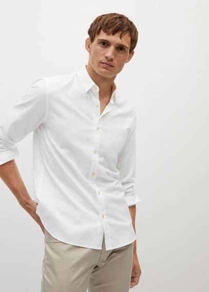 Рубашка Mango (Манго) 87185903