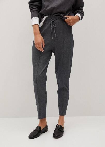 Женские брюки Mango (Манго) 87185926