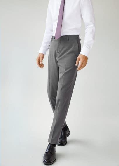 Мужские брюки Mango (Манго) 87190017