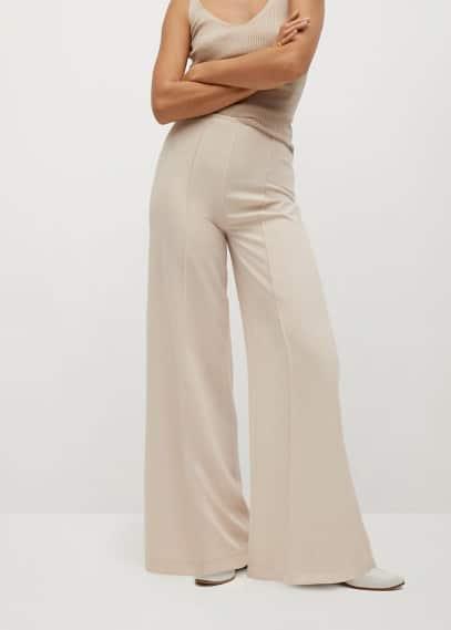 Женские брюки Mango (Манго) 87196717