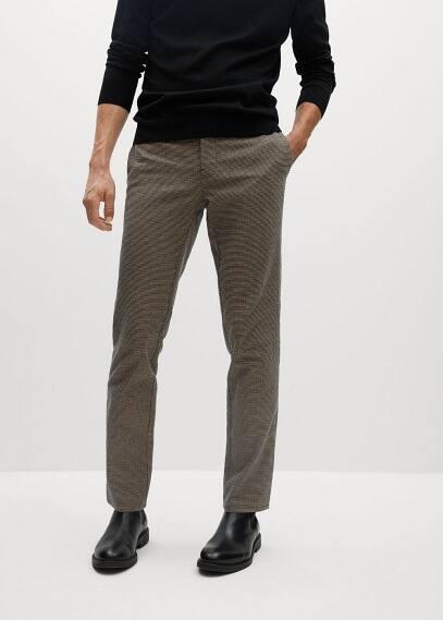 Мужские брюки Mango (Манго) 87306308