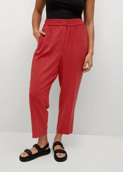 Женские брюки Mango (Манго) 87980509