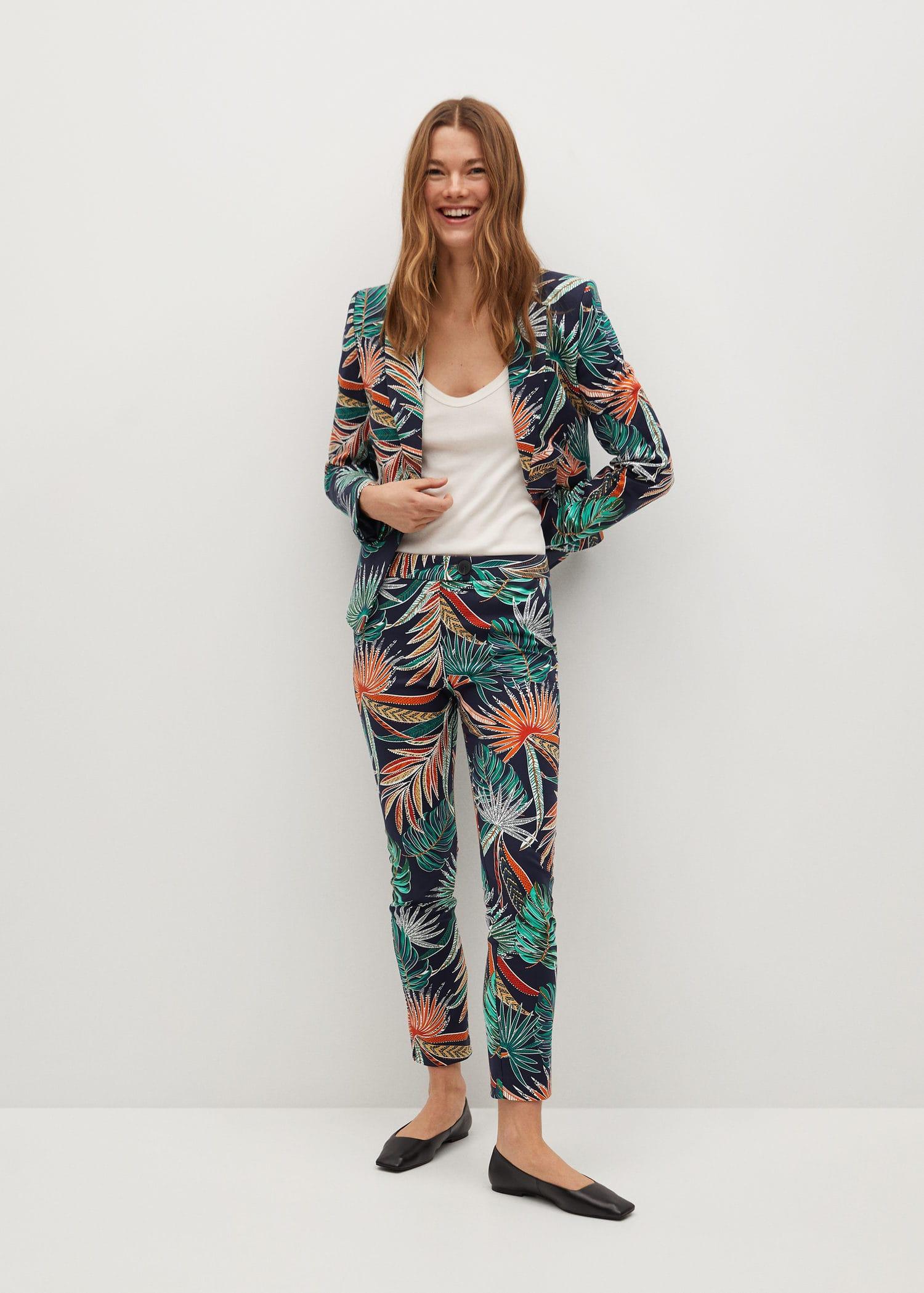 Yours vêtements femmes taille plus Active Noir Abstract Print Panel Top