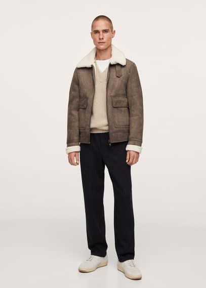 Куртка Mango (Манго) 87020507: изображение 1
