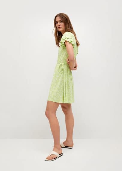Платье Mango (Манго) 87027137: изображение 1
