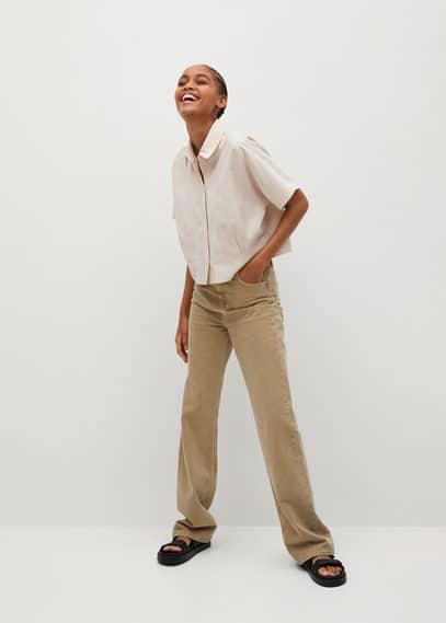 Блуза Mango (Манго) 87032517: изображение 1