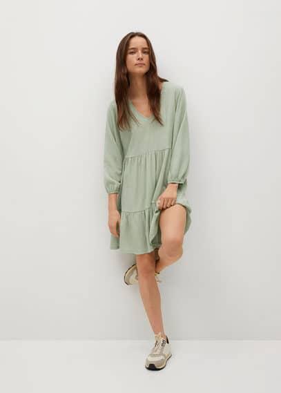 Платье Mango (Манго) 87035661: изображение 1