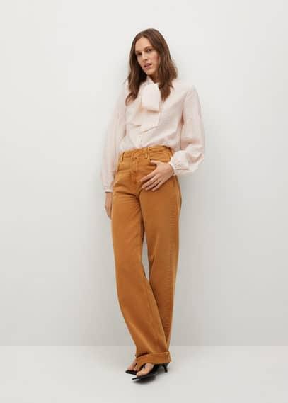 Блузка с завязками - Lazo-a
