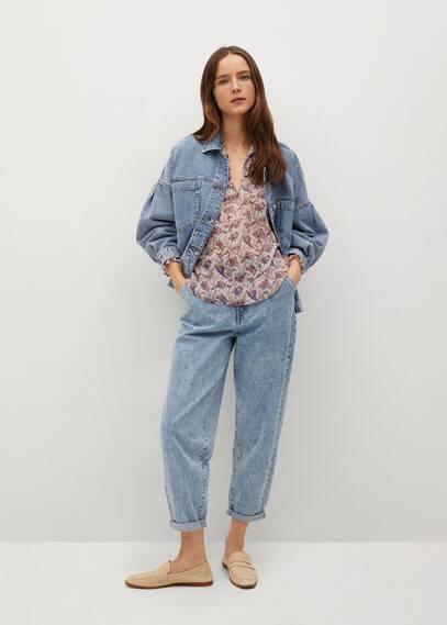 Блуза Mango (Манго) 87044054: изображение 1