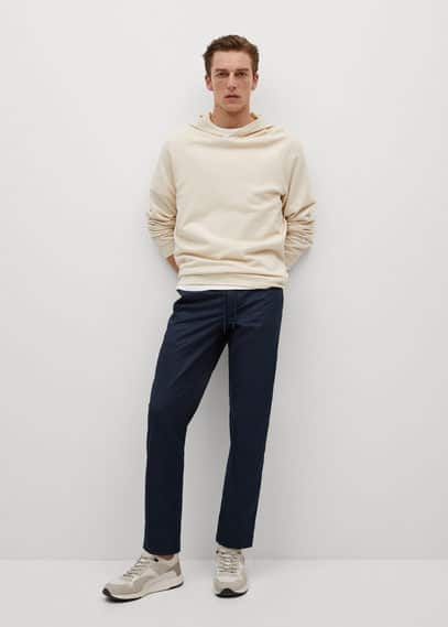 Мужские брюки Mango (Манго) 87045639: изображение 1
